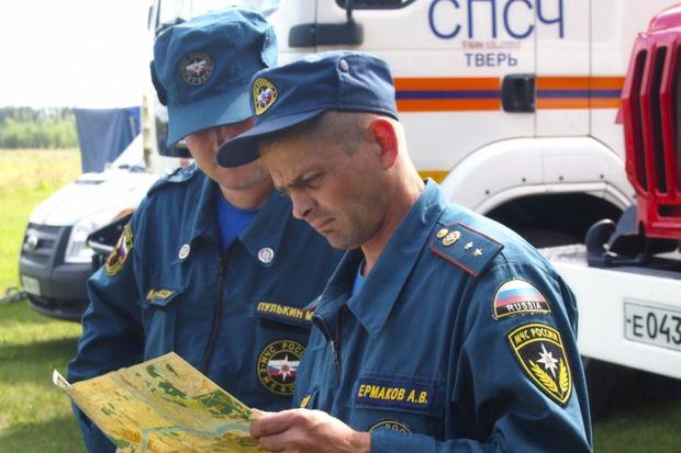 ВСКФО— масштабная тренировка спасателей