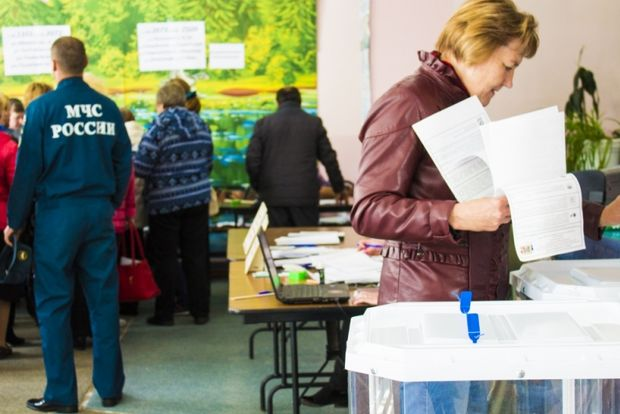 избирательный участок МЧС