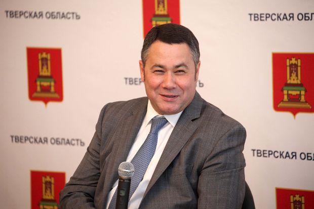 Руденя остаётся в кресле губернатора Тверской области
