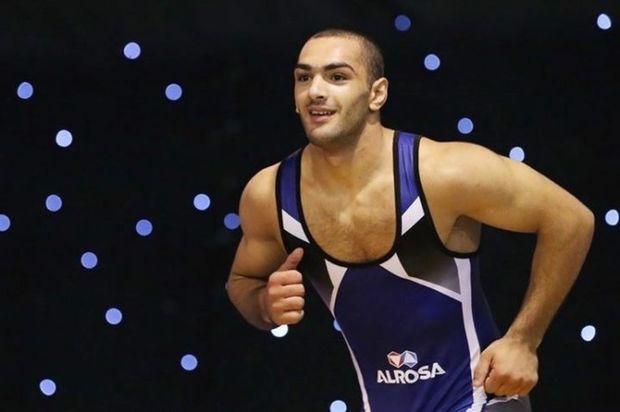 Тверской борец Артур Саргсян— призер Кубка мира