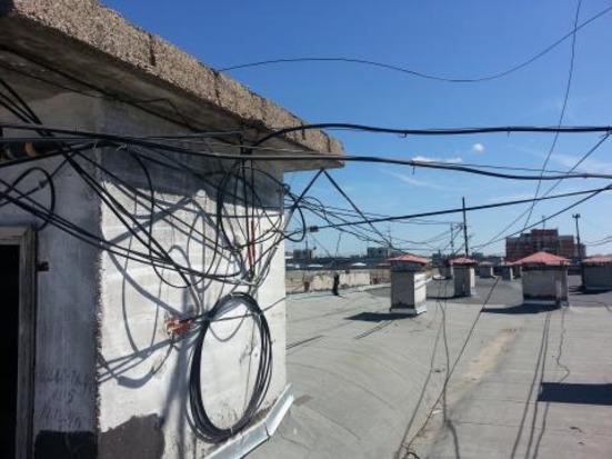 ВТвери схвачен подозреваемый вкражах сетевого кабеля