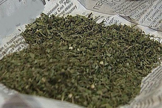 Житель Суджанского района хранил дома полкилограмма марихуаны