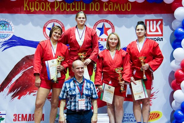 Подольский самбист занял 2-ое место наКубке РФ
