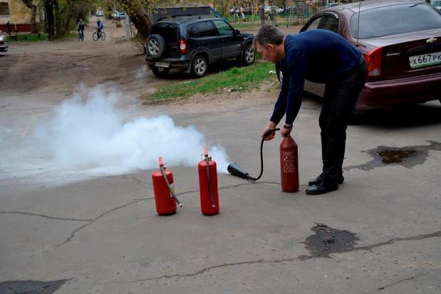водоканал-пожарные
