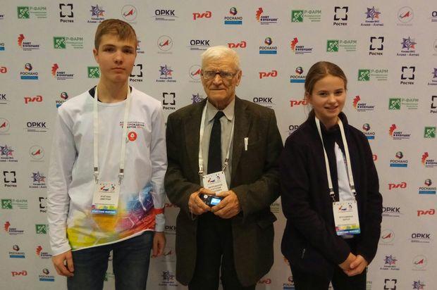Тверской школьник стал победителем форума «Будущие интеллектуальные лидеры России»