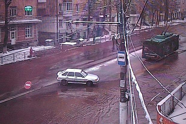волоколамский проспект-потоп