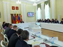 заседание правительства ТО