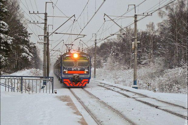 злектричка-зима