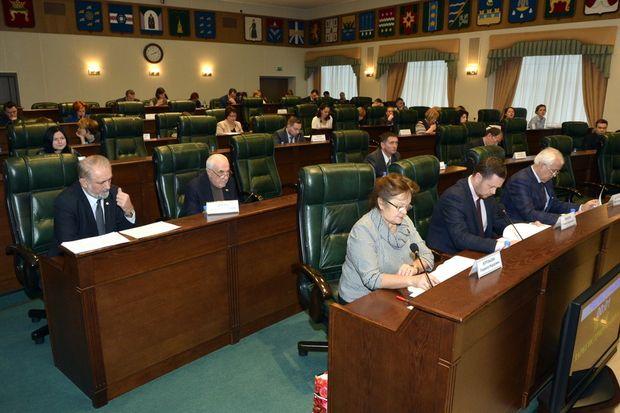бюджетный комитет зс