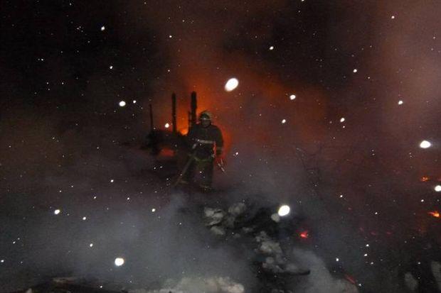 пожар-оленинский район