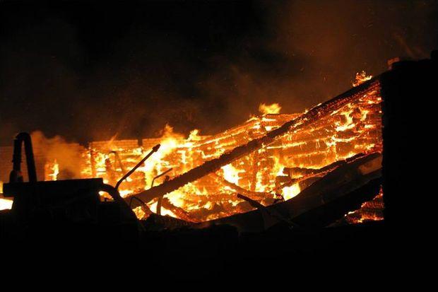 пожар-рамешковский район