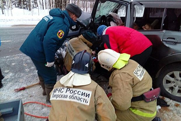 ВДТП вОленинском районе погибли три человека