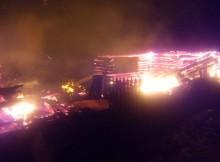 пожар-пилорама