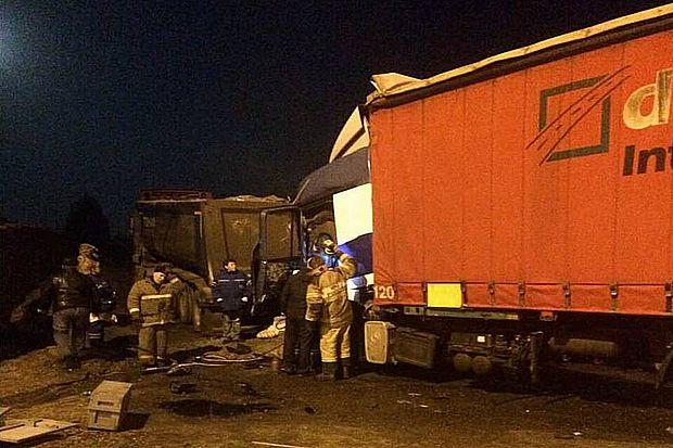 ВТверской области работники МЧС деблокировали изавтомобиля пострадавшего вДТП