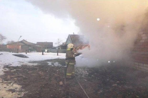 Пожар вСелижаровском районе забрал жизнь женщины