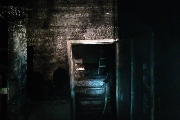 Погибший напожаре вТвери мужчина был инвалидом
