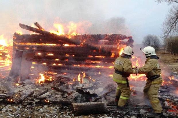 пожар-ржевский район