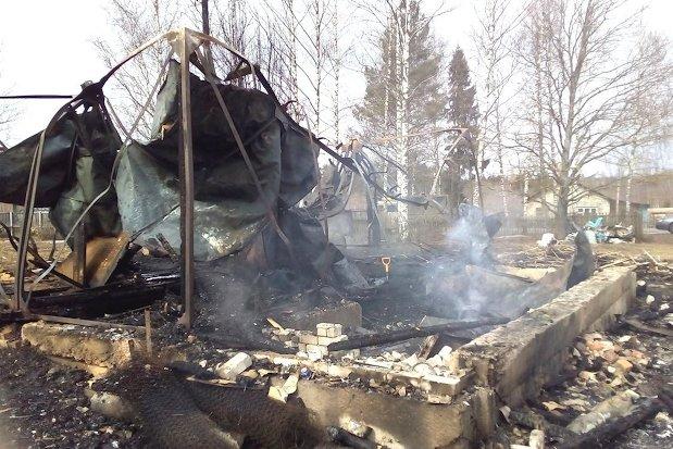 пожар-удомельский район