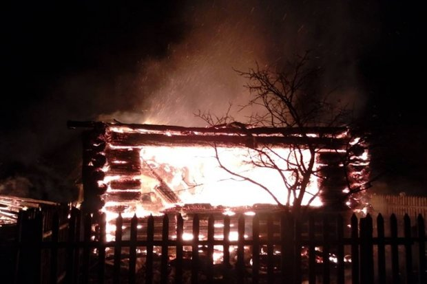 пожар-удомельский