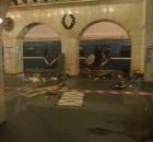 зрыв в метро