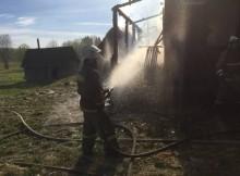 пожар-нелидовский район