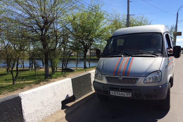 тверь-машина МЧС