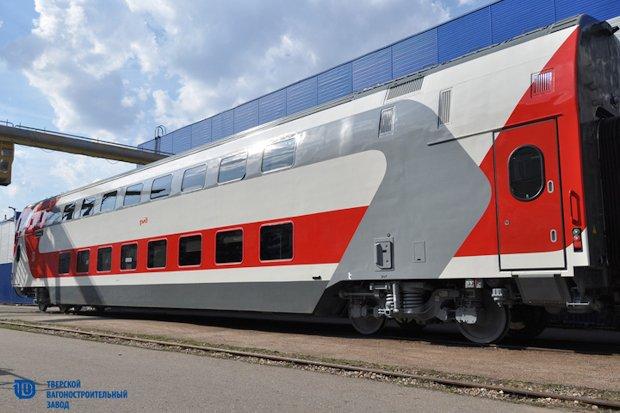 Тверской вагоностроительный завод получил заказ отРЖД на29,5 млрд руб.