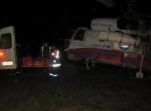 вертолет мчс-пено