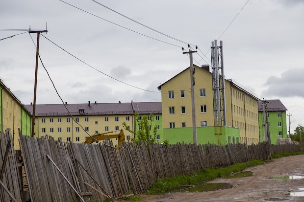 осташков-жилье для переселенцев