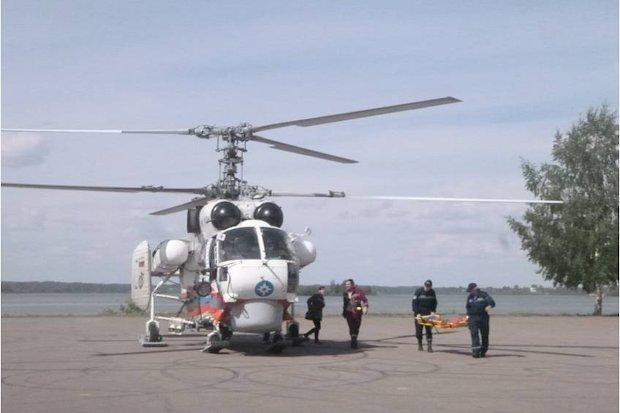 вертолет-калязин