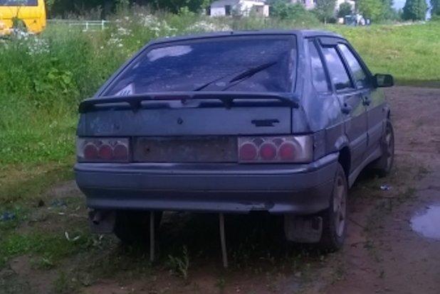 краденый автомобиль