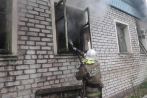 пожар-селижарово