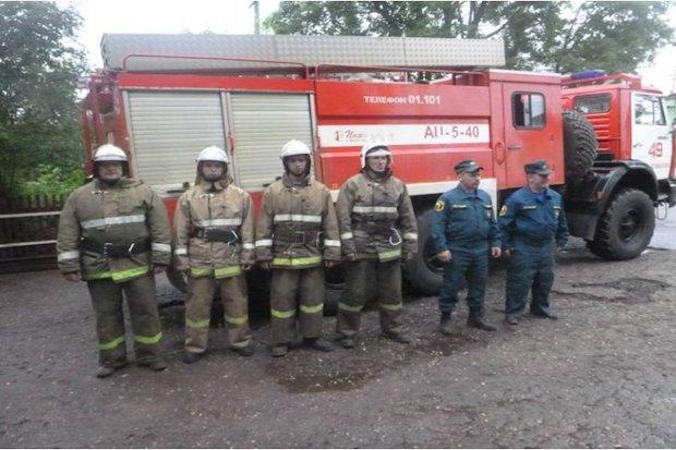 пожарные-селижарово
