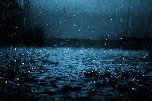 картинки ночью дождь