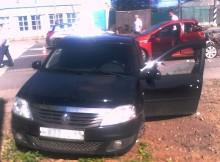 ДТП-три автомобиля
