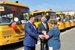 школьные автобусы-2