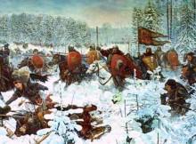 Бортеневская битва
