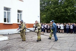 эвакуация гимназии2