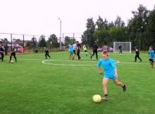 мини-футбол-поле