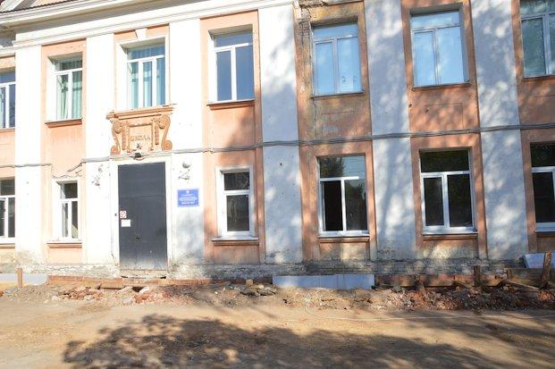 школа 17-ремонт