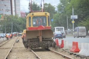 трамвай-1