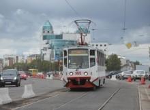 трамвай-пуск