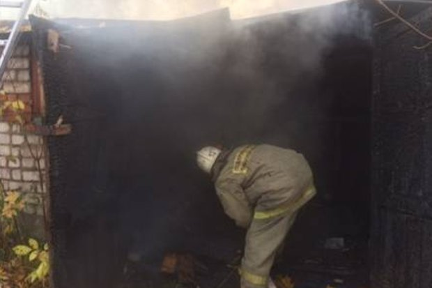 Неосторожное обращение с огнём стало предпосылкой пожара вТоржокском районе