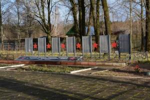 мемориал в Жарковском