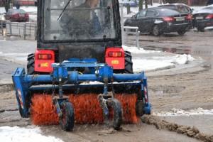 снег-уборка твери