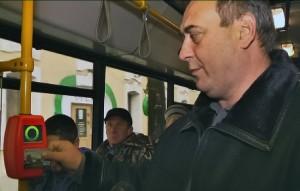 директор «ПАТП-1» Артур Сычёв