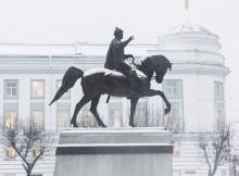 Тверь-памятник Михаилу Тверскому