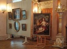 интерьер тверского дворца