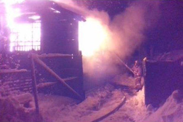 102-летний мужчина умер впожаре вТверской области