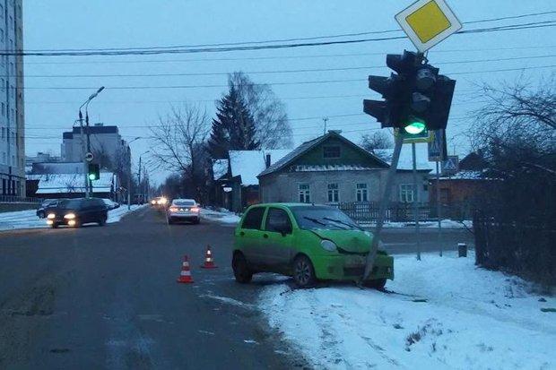 ДТП-светофор
